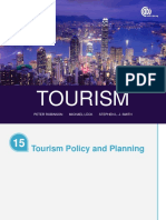 Tourism Chapter 15