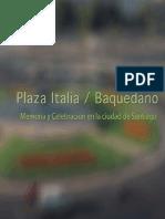 PLAZA ITALIA BAQUEDANO MEMORIA Y CELEBRACIÓN EN LA CIUDAD DE SANTIAGO.pdf