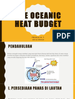 Chapter5-The Oceanic Heat Budget (Oceanography)