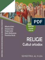 2x Manual Religie Clasa a 4 a Pag 37-40