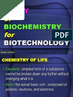 Biochemistry Chokchai