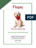 Avshalomov D.-flopsy the Christmas Pup SATB