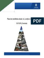 BERD Plan Mobilitate Urbana