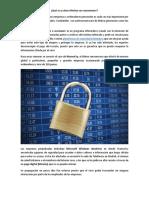 ¿Qué es y cómo eliminar un ransomware?