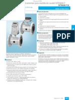Catalogo Medidor Electromagnetico Sensor MAG 5100W