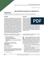 Neuroimagen Estructural en Esquizofrenia