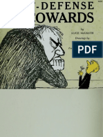 Self-Defense for Cowards