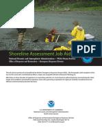 Shoreline Assessment Job Aid
