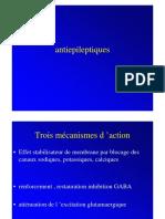 Antiepileptiques