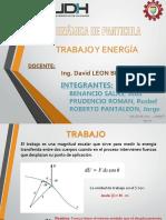 Trabajo y Energia