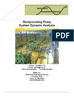 WRES Reciprocating Pump System Dynamic Analysis.pdf