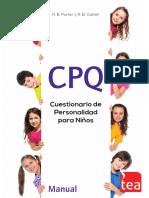 CPQ Extracto Web