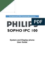 Carte Telefon Fix Sopho Ipc100