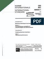 Is Iec-60034-1 Amendment 2 - Rotating Electrical Machines.pdf