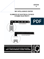 Us Army Electronics Course - Elements Of Electrical Physics (Dynamic Electricity) It0337.pdf