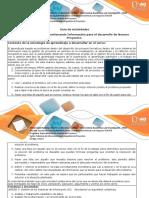 Guía de Actividades y Rúbrica de Evaluación - Paso 6 - Gestionando Información Para El Desarrollo de Nuevos Proyectos (2)