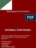 07 Managing Environment