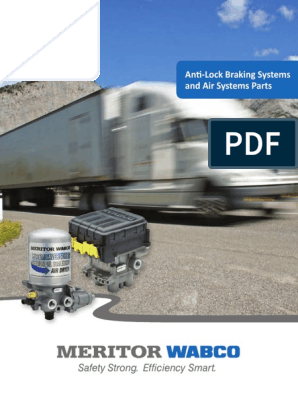WABCO - PB8857AS ABS and Air Systems Catalog | Electrical Connector