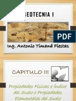 Cap III - Propiedades Elementales Del Suelo (1)
