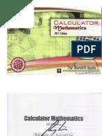 Calculator Techniques Math