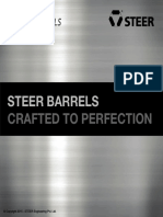 Steer Barrel