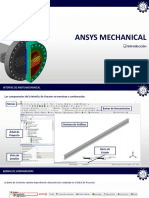 Introducción Al ANSYS Mechanical