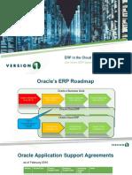 Oracle ERP in the Cloud Webinar