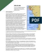 Campaña de Lima