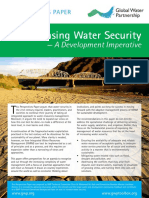 Perspectives Paper Water Security Final