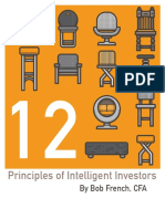 12 Principles of Intelligent Investors