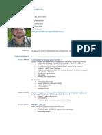 CV Europass 2017 en DevelopmentAndIT
