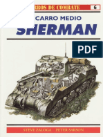 Osprey - Carros de Combate 06 - El Carro Medio Sherman