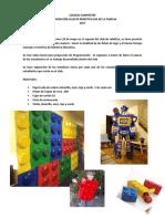 Colegio Campestre Organizacion Club de Robotica Día de La Familia
