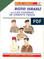Osprey - Carros de Combate 04 - El ejército Israelí en las guerras de oriente medio.pdf