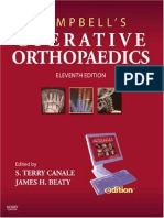 Campbell S Operative Orthopaedics 11th Edition Pdf Anatomical