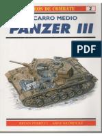 Osprey - Carros de Combate 02 - El Carro Medio Panzer III
