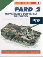 Osprey - Carros de Combate 01 - Leopard2 Main Battle Tank 1979-1998