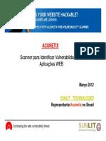 Apresentaoacunetix Scannerambienteweb Abril2012mododecompatibilidade 120629121135 Phpapp01