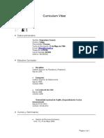 Curriculum Gastronomico.doc
