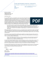 AMS Letter to Secy of Energy Rick Perry