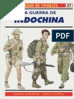 Osprey - Carros de Combate 27 - La Guerra de Indochina