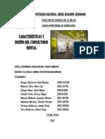 Características y Diseño Del Consultorio Dental 1