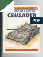 Osprey - Carros de Combate 30 - El Carro de Crucero Crusader