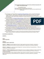 Decreto Supremo 329-2009