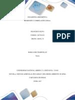 Actividad Colaborativa Regresion y Correlacion Lineal Simple