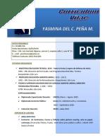 CV YASMINA PEÑA.docx