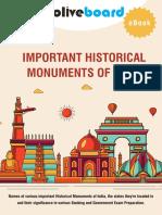 Historical Monuments eBook Oliveboard