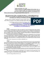 Metodologia para análise de risco-confiabilidade da interação entre os sistemas de potência elétrica e de automação em plataforma de produção.pdf