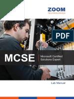 Mcse Lab Manual
