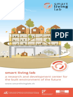 Smart Living Lab at a Glance